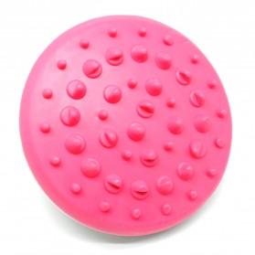 Sikat Pijat Tubuh Scorpion Meridian Brush - Pink - 3