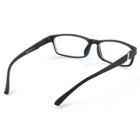 Xojox Kacamata Rabun Jauh Lensa Minus 1.5 - CJ070 - Black - 4