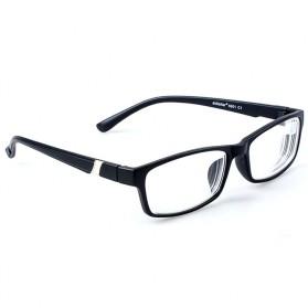 Xojox Kacamata Rabun Jauh Lensa Minus 2.0 - CJ070 - Black