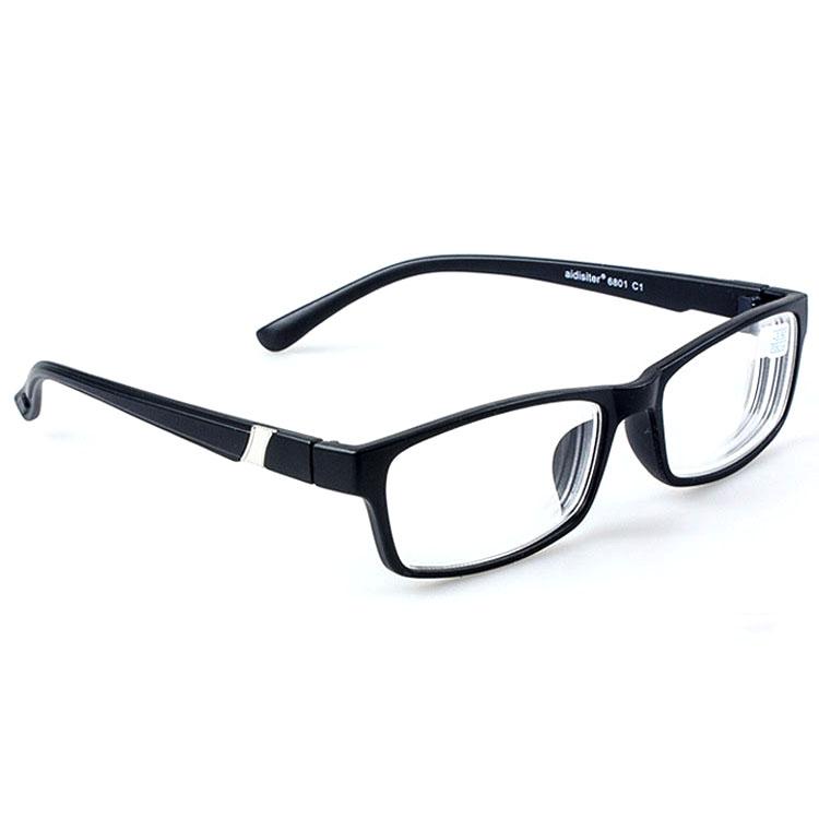 ... Kacamata Rabun Jauh Lensa Minus 2.0 - CJ070 - Black - 1 ... c58fcc34ff