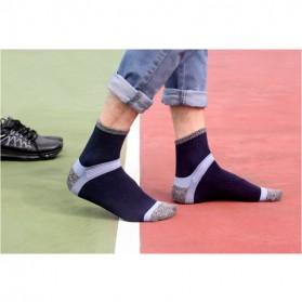 XIUWEI Tube Kaos Kaki Olahraga Sport Socks - T73001 - Dark Blue - 2