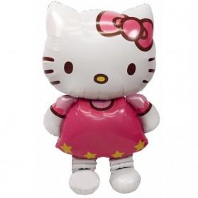Balon Hello Kitty - Size L - Pink