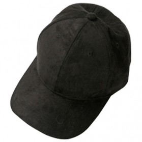Topi Baseball Hip Hop - Black