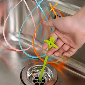 Stik Pembersih Lubang Air Bak Cuci - Green - 3