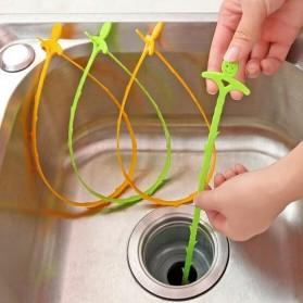 Stik Pembersih Lubang Air Bak Cuci - Green - 4