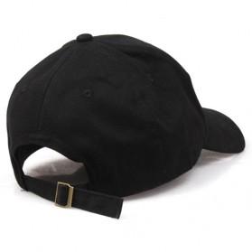 Topi Baseball Snapping - Black - 4
