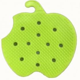 Sikat Buah dan Sayuran Multifungsi - Green