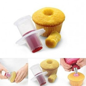 Cetakan Lubang Cupcake - Multi-Color