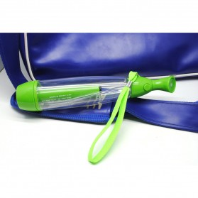 Semprotan Uap Air Cooler - Green - 6