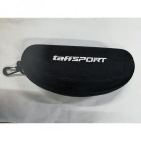 TaffSPORT Kotak Kacamata EVA Hardcase Waterproof - Black - 3