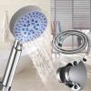 Kepala Shower Filter Aerator ABS Chrome