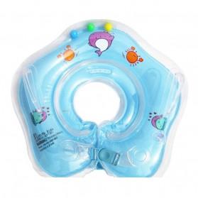 Pelampung Kolam Renang Bayi 39CM - Blue