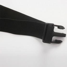 Strap Kepala Stroller Bayi - Blue - 5