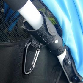 Lanyard Gantungan untuk Stroller Kereta Bayi - YC00480 - Black - 2