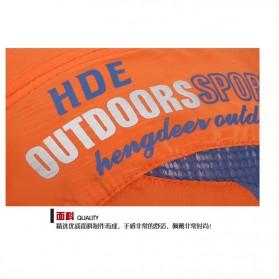 Hengdeer Topi Baseball HDE Outdoor Sport - Black - 3