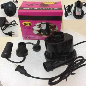 Taffware Pompa Angin Elektrik Air Pump Vacuum Compression 200W - SH-196 - Black - 8