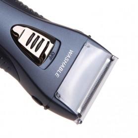 Flyco Electric Shaver Alat Cukur Elektrik - FS623 - Black - 4