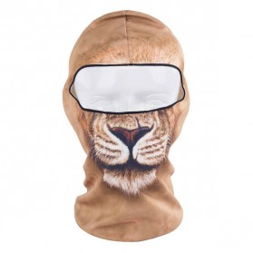 Facekini Topi Renang Topeng Full Face Model Animal - BB06 - 1