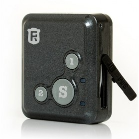 GPS Tracker Mini - V16 - Black