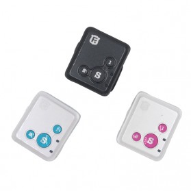 GPS Tracker Mini - V16 - Black - 4