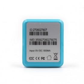 GPS Tracker Mini - V16 - Black - 6