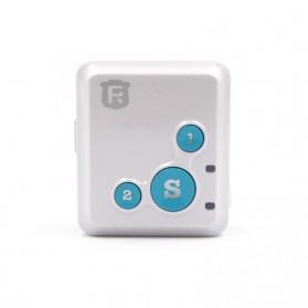 GPS Tracker Mini - V16 - Black - 7