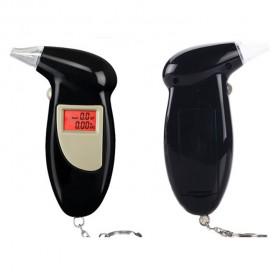 Tester Alkohol Detector Breathalyzer - Black