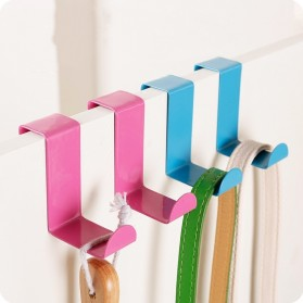 Hanger Gantungan Pintu Stainless Steel 2 PCS - JY-585 - Multi-Color
