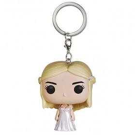 Pocket POP! Gantungan Kunci Game Of Throne Model Daenerys Targaryen