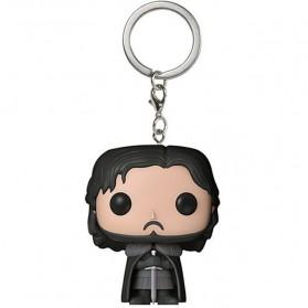 Pocket POP! Gantungan Kunci Game Of Throne Model Jon Snow
