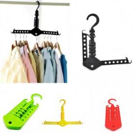 Hanger Gantungan Baju Foldable - Multi-Color