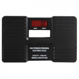 Timbangan Badan Elektronik 150kg - Black