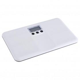 Timbangan Badan Elektronik Memory Function 150kg - LX-02 - White