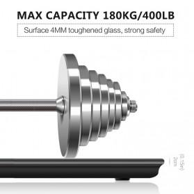 Taffware Digipounds Gason Timbangan Badan Elektronik 180kg - A2 - Black - 3