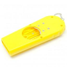 Zappa Pembuka Tutup Botol Bottle Cap Launcher - Yellow - 3