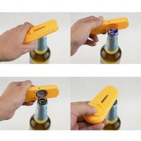 Zappa Pembuka Tutup Botol Bottle Cap Launcher - Yellow - 5