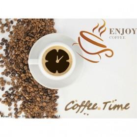 Cetakan Busa Foam Kopi Latte Art 16 PCS - JJYE01 - White - 6