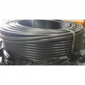 Roll Selang Tubing Irigasi Diamater 16MM Panjang 1 Meter - Black