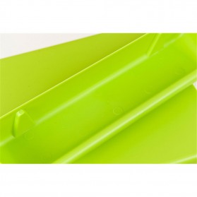 Talenan 2 in 1 dengan Wadah Serbaguna - Green - 7