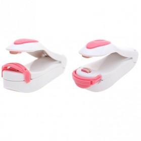Maiesta Mini Hand Sealer Plastik Wrap - Pink - 3