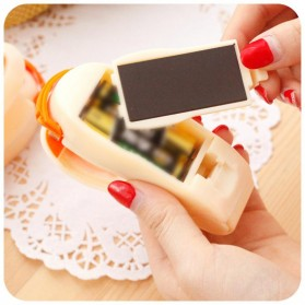 Maiesta Mini Hand Sealer Plastik Wrap - Pink - 4