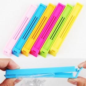Clip Sealer Plastik Wrap 5PCS - Multi-Color