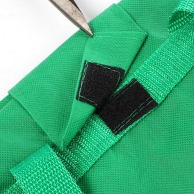 Tas Belanja Grocery Tote Bag Go Green - Green - 4