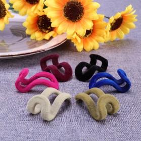 Hanger Hook Gantungan Baju Anti Slip - Mix Color - 5