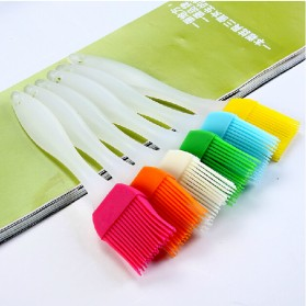 Kuas BBQ Silicone Pastry Brush - Mix Color