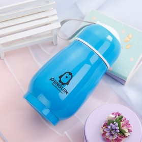 Botol Thermos Anak Stainless Steel 300ml - Blue
