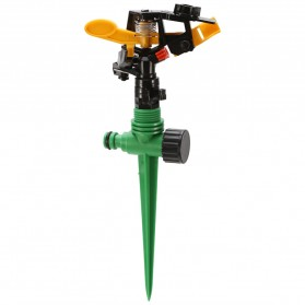 Rotate Sprinkler Spray Nozzle Air Irigasi Taman 1/2 inch - 10321 - Green