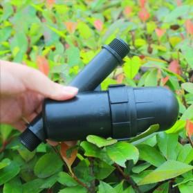 Miniwell Filter Penyaring Air Irigasi Taman Male 3/4 Inch - MW201 - Black - 3