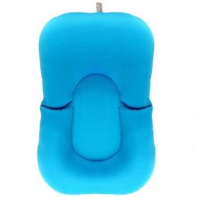 Bantal Dudukan Mandi Bayi - Blue