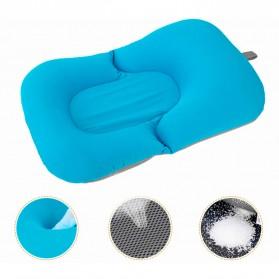 Bantal Dudukan Mandi Bayi - Blue - 3